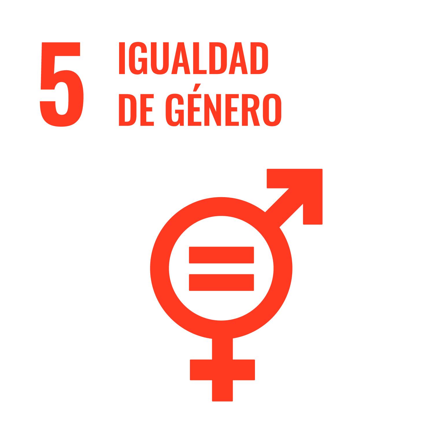 Igualdad de género