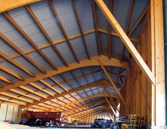 Galer a habic wood - Naves agricolas prefabricadas ...